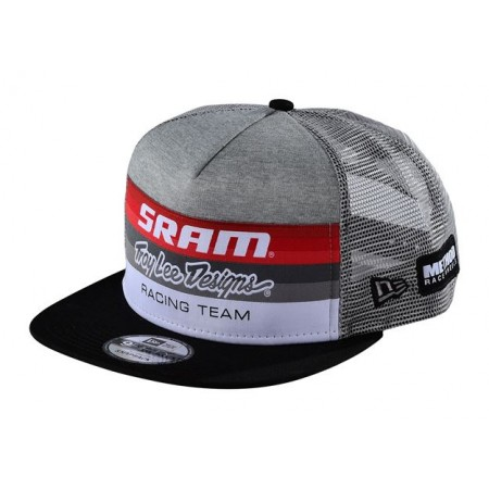 TLD HAT SNAPBACK SRAM RACING BLOCK