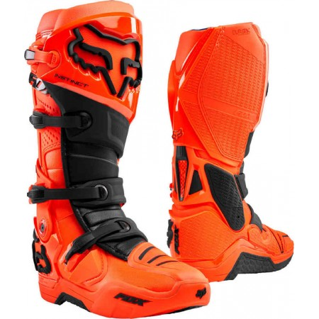 FOX INSTINCT MX BOOTS