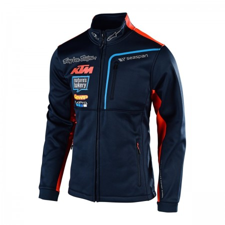 TLD JACKE KTM TEAM POLAR FLEECE
