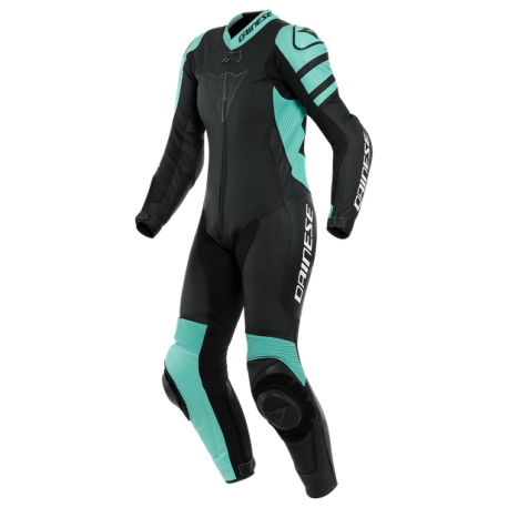 DAINESE KILLALANE PERF. LADY BLACK-MATT ACQUA-GREEN BLACK