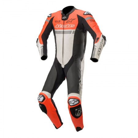 ALPINESTARS MISSILE IGNITION Leather Suit Tech-Air® Compatible 1PC
