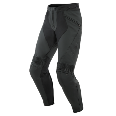 DAINESE PONY 3 LADY PANTS BLACK-MATT