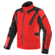 DAINESE TONALE D-DRY JACKET LAVA-RED BLACK