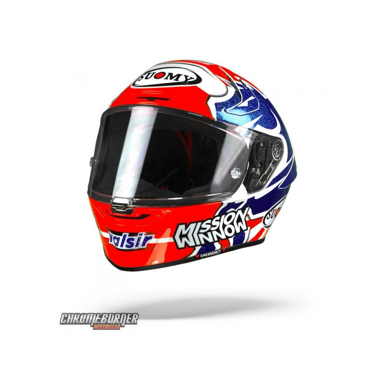 SUOMY Helm SR GP DOVI REPLICA 2019