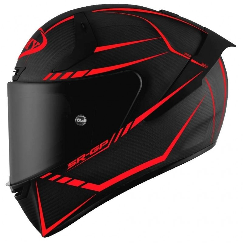 SUOMY Helm SR GP CARBON SUPERSONIC