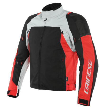 DAINESE SPEED MASTER D-DRY JACKET GRAY RED BLACK