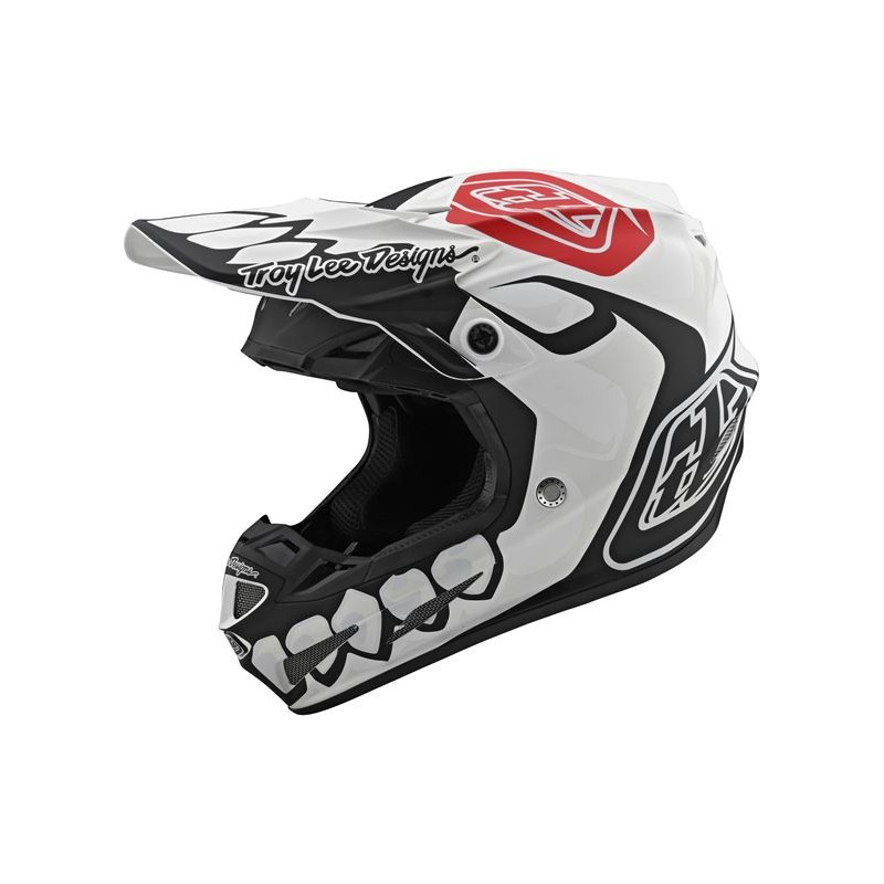 TLD HELMET SE4 SKULLY LTD. EDITION