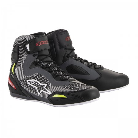 ALPINESTARS Shoes FASTER 3 RIDEKNIT