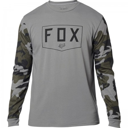 FOX LONGSLEVE SHIRT SHIELD TECH
