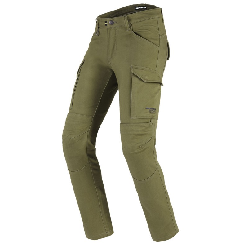 SPIDI Pants PATHFINDER CARGO MILITARY