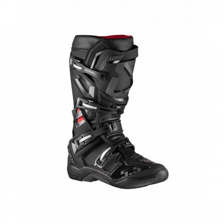 LEATT GPX 5.5 FLEXLOCK MX BOOTS BLACK
