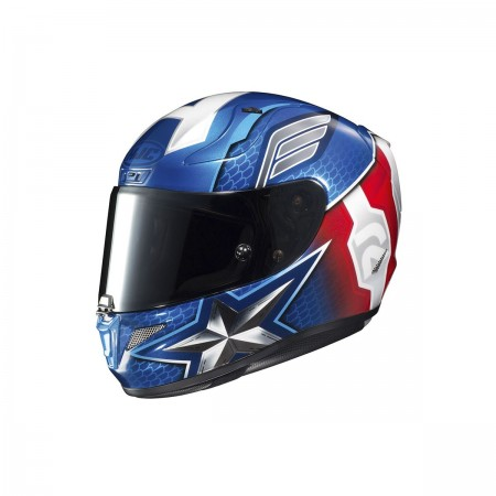 HJC Helm RPHA11CAPTAIN AMERICA MARVEL MC-2