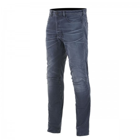 ALPINESTARS DIESEL JEAN SHIRO TECH DENIM BLUE