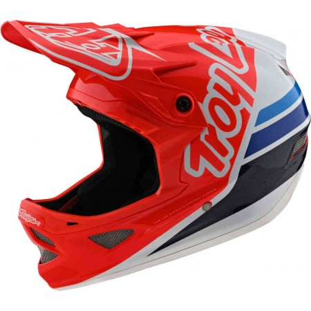 TLD MTB HELM D3 SILHOUETTE