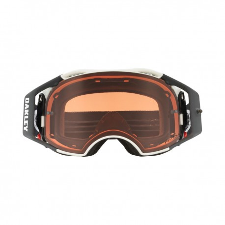 OAKLEY GOOGLES AIRBRAKE PRIZM MX BRONZE