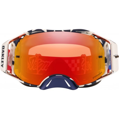 OAKLEY GOOGLES AIRBRAKE TLD PATRIOT
