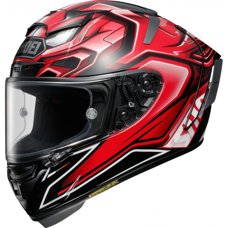 SHOEI X-SPIRIT 3 AERODYNE TC-1