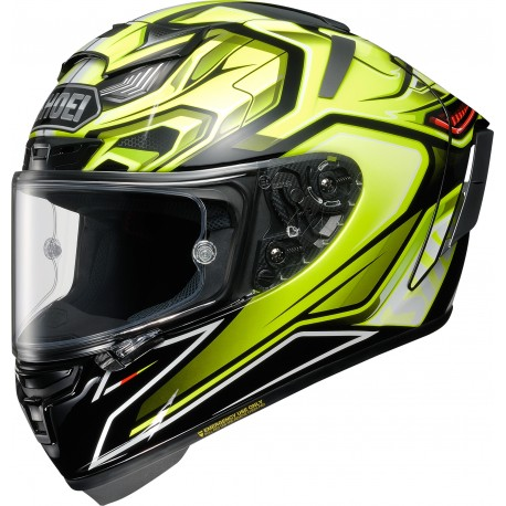 SHOEI X-SPIRIT 3 AERODYNE TC-2