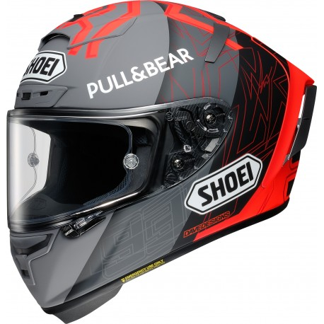 SHOEI X-SPIRIT 3 AERODYNE TC-4