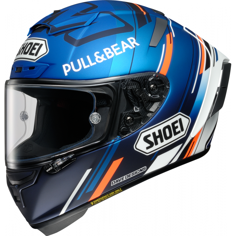 SHOEI X-SPIRIT 3 AM73 TC-2