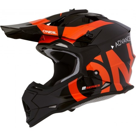 O'NEAL MX 2SRS SLICK YOUTH BLACK ORANGE