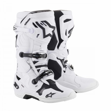 ALPINESTARS TECH 10 WHITE