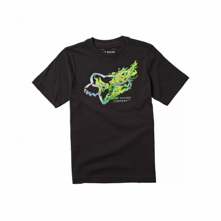 FOX KIDS T-SHIRT TURN N BURN