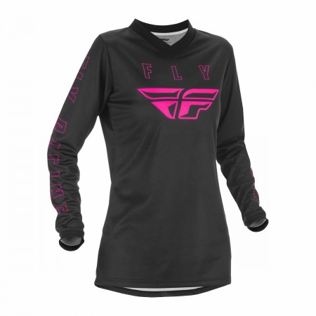 FLY JERSEY GIRL F-16 BLACK PINK