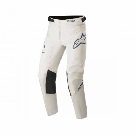ALPINESTARS MX YOUTH PANTS RACER BRAAP L.GRAY D.BLUE