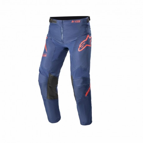 ALPINESTARS MX YOUTH PANTS RACER BRAAP D.BLUE RED