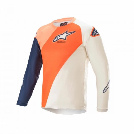 ALPINESTARS MX OTROŠKI DRES RACER BLAZE ORANGE BLUE
