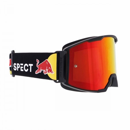 RED BULL SPECT STRIVE MX GOGGLES MATT DARK BLACK