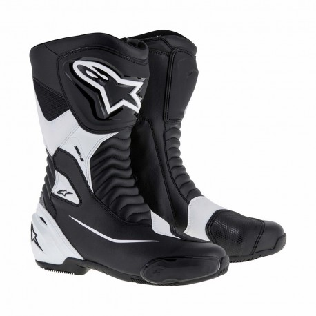 ALPINESTARS SMX-S BLACK-WHITE