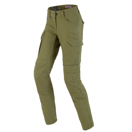 SPIDI LADY PANTS PATHFINDER CARGO MILITARY