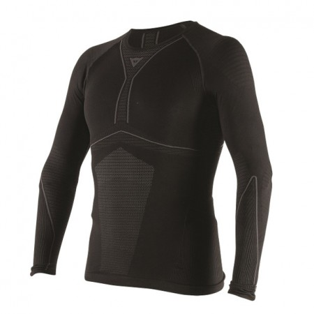 DAINESE D-CORE THERMO TEE LS SHIRT BLACK