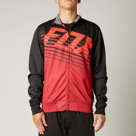 FOX TRACK JACKET SAVANT