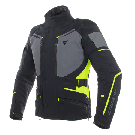 DAINSE CARVE MASTER 2 GORE-TEX BLACK EBONY FLUO YELLOW