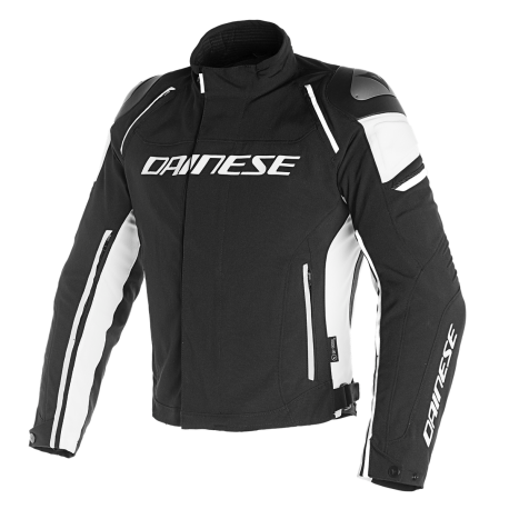 DAINESE RACING 3 D-DRY BLACK BLACK RED