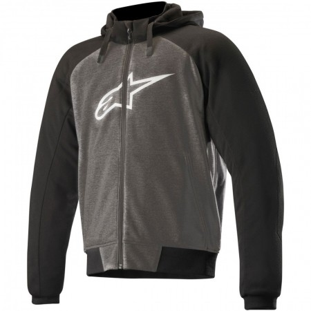 ALPINESTARS HOODY CHROME SPORT