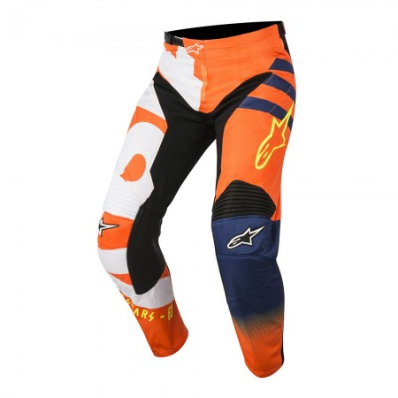 ALPINESTARS RACER SCREAMER BLACK FLUO YELLOW GRAY