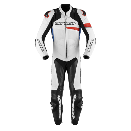 SPIDI RACE WARRIOR PERFORATED WHITE BLACK