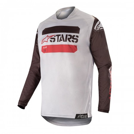 ALPINESTARS RACER TACTICAL BLACK GRAY BURGONDY