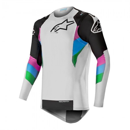 ALPINESTARS SUPERTECH COOL GREY BLACK