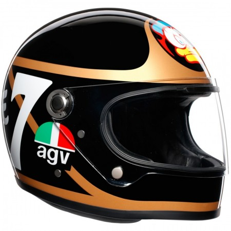 AGV LEGENDS X3000 BARRY SHEEN LIMITED EDITION