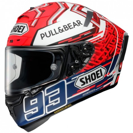 SHOEI X-SPIRIT 3 MARQUEZ 4 TC-1