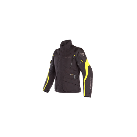 DAINESE TEMPEST 2 D-DRY BLACK-YELLOW Jacke