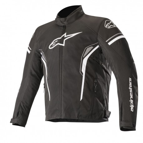ALPINESTARS WP T-SP-1 BLACK WHITE
