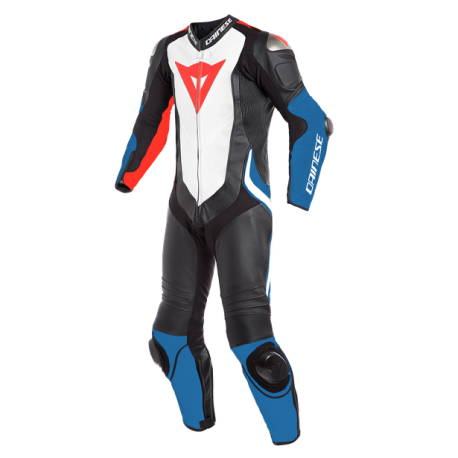 DAINESE LAGUNA SECA 4 ESTIVA BLCK WHITE LIGHT BLUE