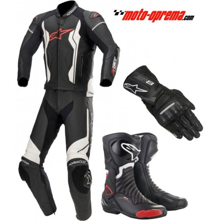 ALPINESTARS GP FORCE + SMX 6 V2 + SP-8 V2